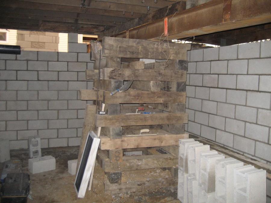 Old dundee basement job new basement tuscarawas for New construction basement